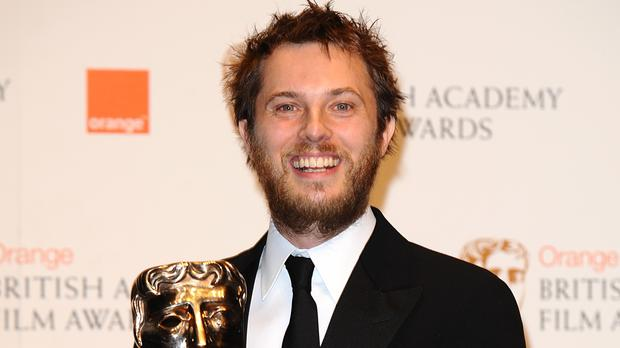 Duncan Jones announced the arrival of his son Stenton