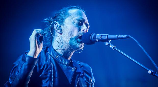 Radiohead are in line for AIM awards.