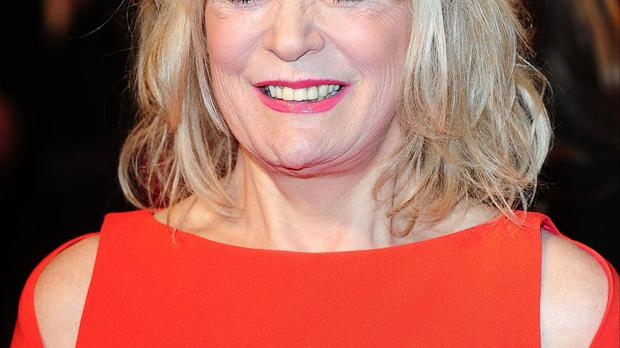Actress Sherrie Hewson