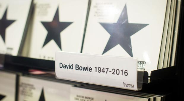 David Bowie's last album, Blackstar has been nominated for a Mercury Prize
