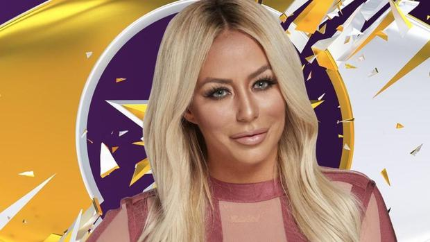 Aubrey O'Day was reprimanded by Big Brother for