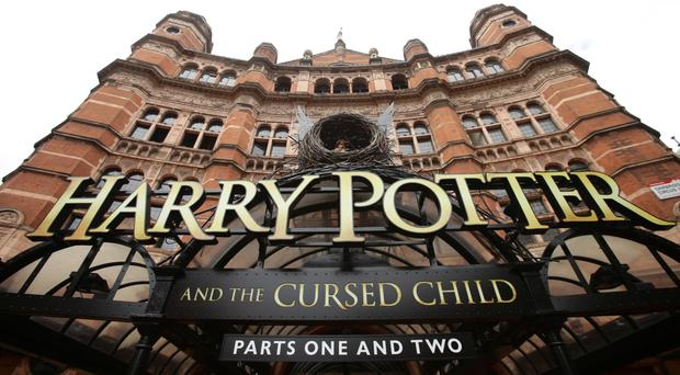 Harry Potter And The Cursed Child in London's West End