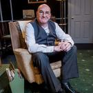 Simon Day as Alf Garnett in an episode of Till Death Us Do Part