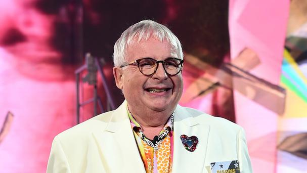 Christopher Biggins said he was sorry for the comments that saw him removed from the Big Brother house