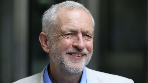Work proposals: Labour leader Jeremy Corbyn