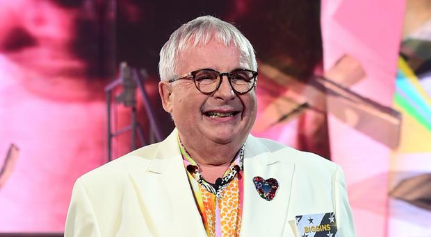 Christopher Biggins says he will visit Auschwitz