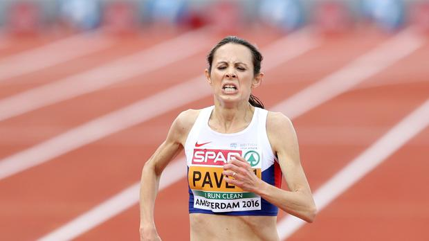 Great Britain's Jo Pavey will be competing in Rio