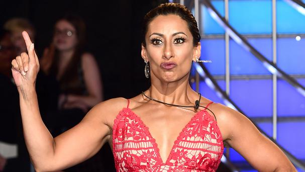 Saira Khan received the fewest number of votes from the public