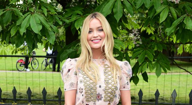 Laura Whitmore is joining Ed Balls and Will Young in the new series of Strictly Come Dancing