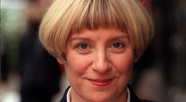 Late comedian Victoria Wood