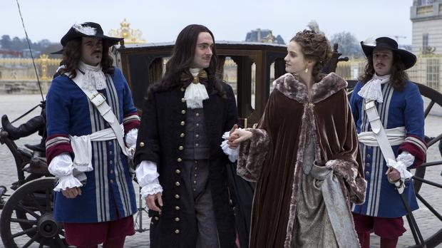 Versailles has shocked but delighted viewers.