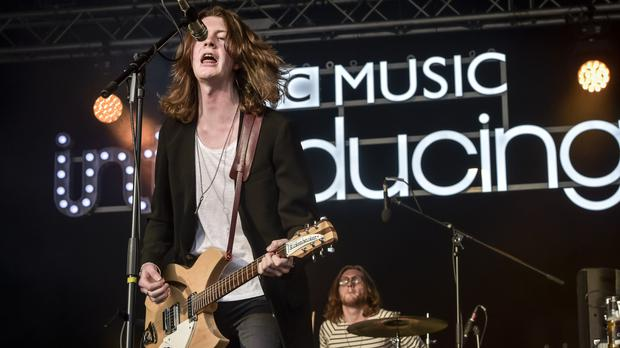 Blossoms lead singer Tom Ogden says he does not feel that the band has made it yet