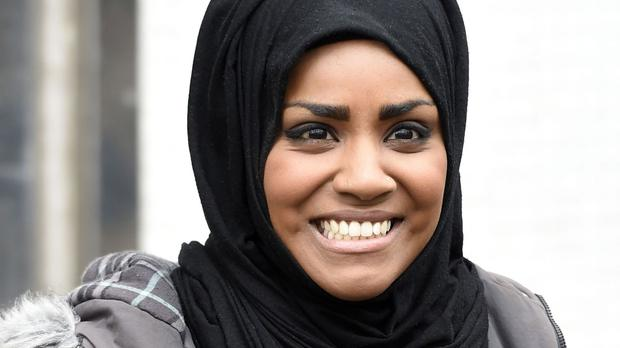 Nadiya Hussain was a winner of the Great British Bake Off