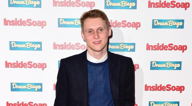 Jamie Borthwick plays Jay Brown in EastEnders