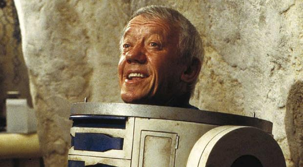 Kenny Baker, who played R2D2 in the Star Wars films, has died at the age of 81