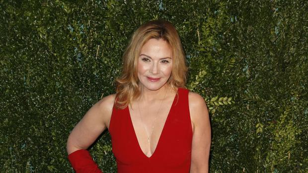 Kim Cattrall will play a glamorous heiress
