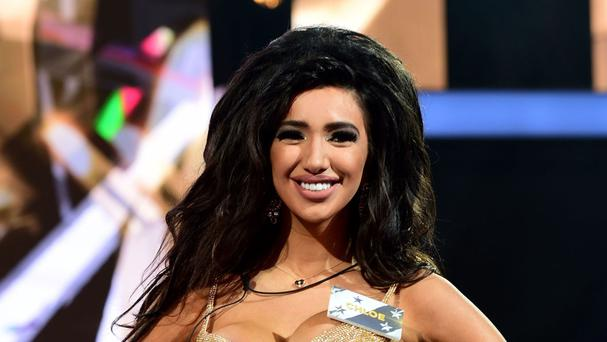 Chloe Khan is the latest contestant to be evicted from the Celebrity Big Brother House