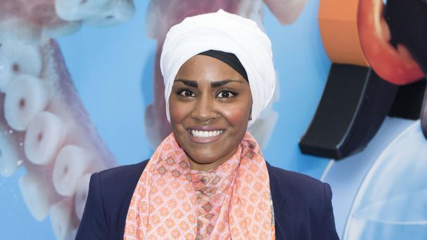 Nadiya Hussain won last year's Great British Bake Off