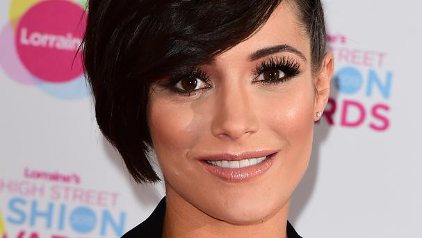 Frankie Bridge revealed she had received death threats on social media