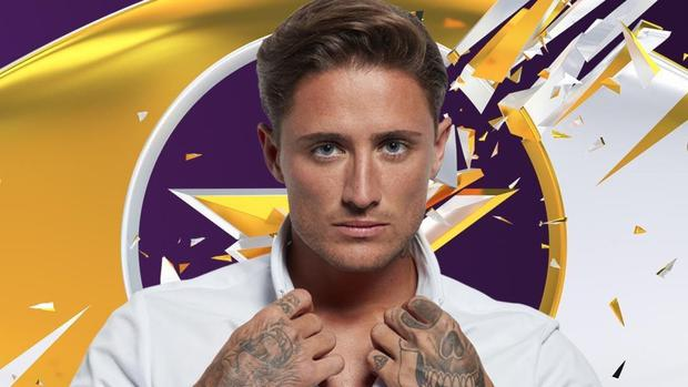 Stephen Bear was previously known for appearing on MTV's Ex On The Beach (Channel 5/PA)