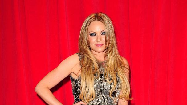 Rita Simons has played Roxy Mitchell in the BBC's EastEnders for nine years