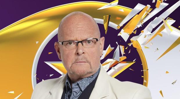 James Whale is a contestant in this year's Celebrity Big Brother (Channel 5/PA)
