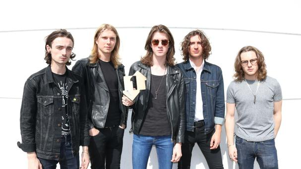 Blossoms retained the top spot on the Official Albums Charts for a second week.