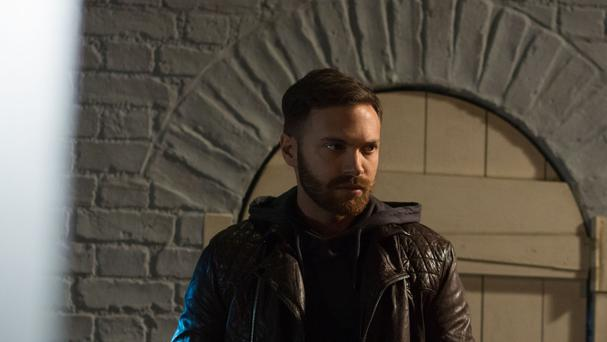 Dean Wicks, played by Matt Di Angelo in EastEnders, was cleared of attempted rape in dramatic scenes in the BBC soap
