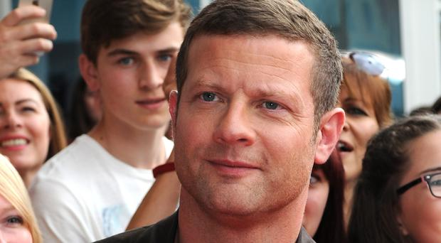 The X Factor host Dermot O'Leary was replaced for one series of the show