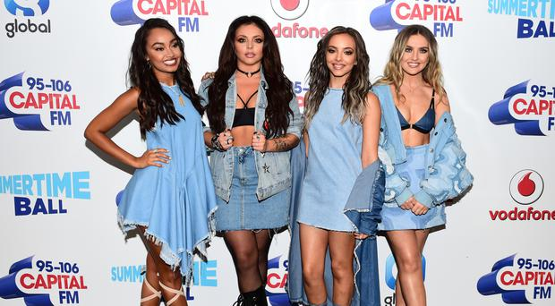 Little Mix are on the bill