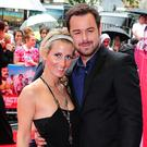 Danny Dyer's fiancee Joanne Mas hit out at Mark Wright