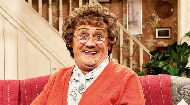 Popular: Mrs Brown