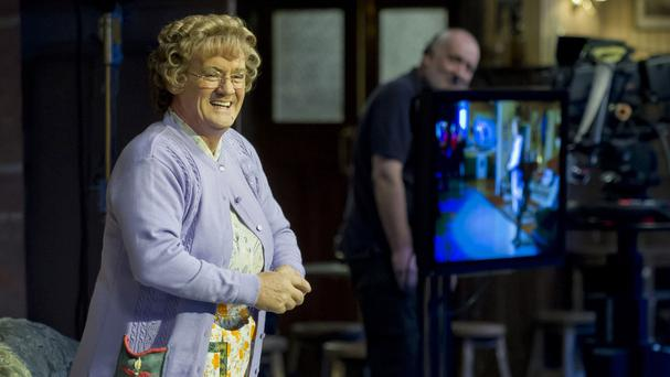 Mrs Brown's Boys has proved the viewers' favourite despite failing to win over the critics