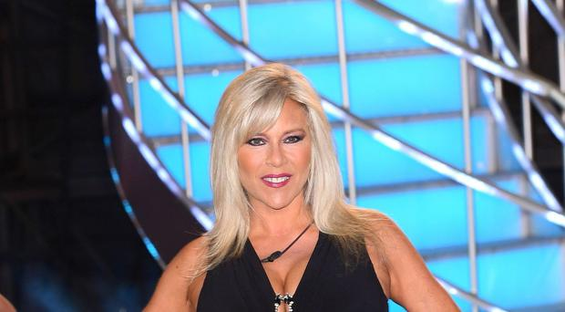 Sam Fox is evicted from the Celebrity Big Brother house at Elstree, London.