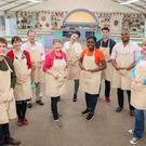 The new Great British Bake Off contestants
