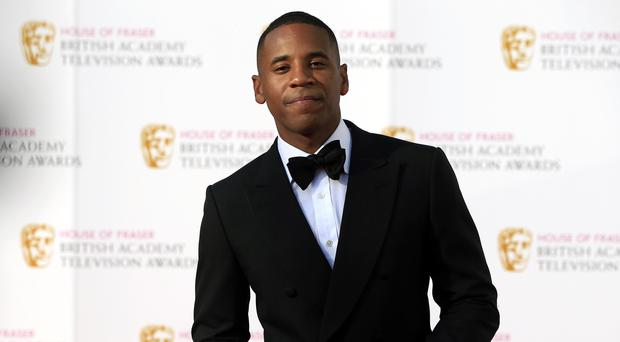 Reggie Yates joined a discussion at the Edinburgh International Television Festival