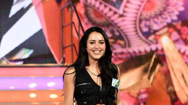 Geordie Shore reality star Marnie Simpson is still in the Celebrity Big Brother house