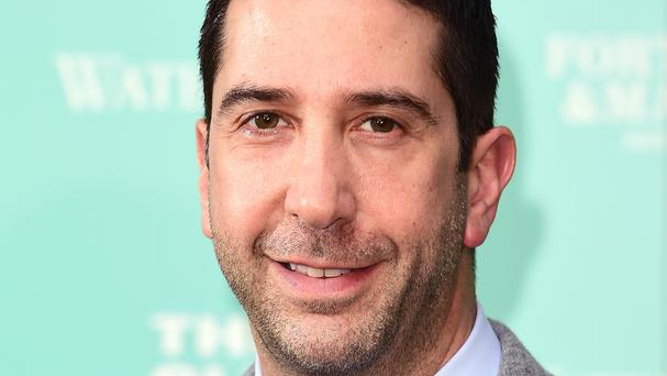 David Schwimmer took on James Corden in the Drop The Mic segment