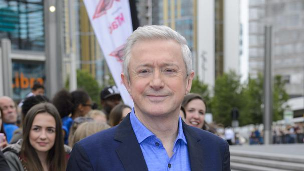 Louis Walsh said he does not want to hang around in a wheelchair in a nursing home