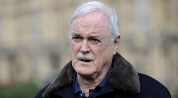 John Cleese is reportedly talking to the BBC about a sitcom written for him