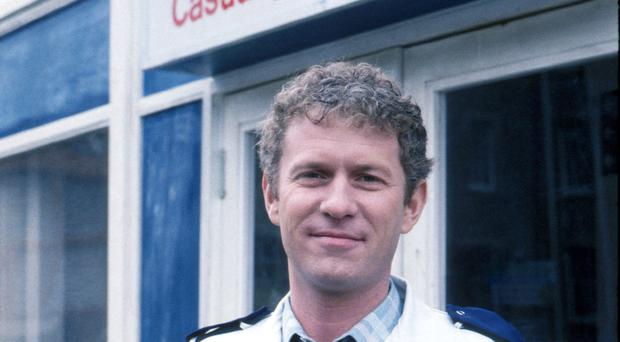 Derek Thompson has served all 30 years on Casualty playing Charlie Fairhead (BBC/PA)