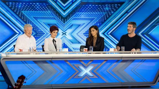 Simon Cowell and Sharon Osbourne BOTH no-shows at The X Factor launch