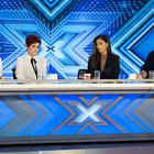 Simon Cowell and his fellow judges on The X Factor (SYCO/THAMES TV ITV/PA)