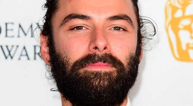Injury: Aidan Turner
