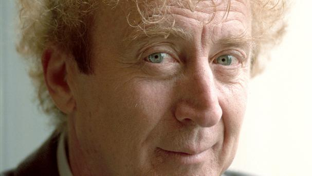 Gene Wilder played many memorable roles including that of Willy Wonka