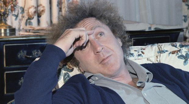 Gene Wilder was a master at playing panicked characters (AP)