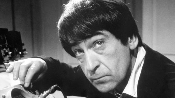 Patrick Troughton played the second incarnation of the Doctor in the long-running sci-fi series Doctor Who