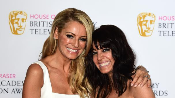 Co-hosts Tess Daly and Claudia Winkleman will debut in the second series of the satirical sketch show