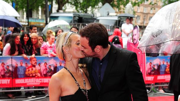 Danny Dyer and Joanne Mas are tying the knot