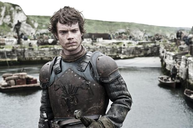 Popular: babies have been named after Theon Greyjoy